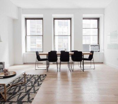 Come trasformare la vecchia casa di famiglia in un appartamento moderno.